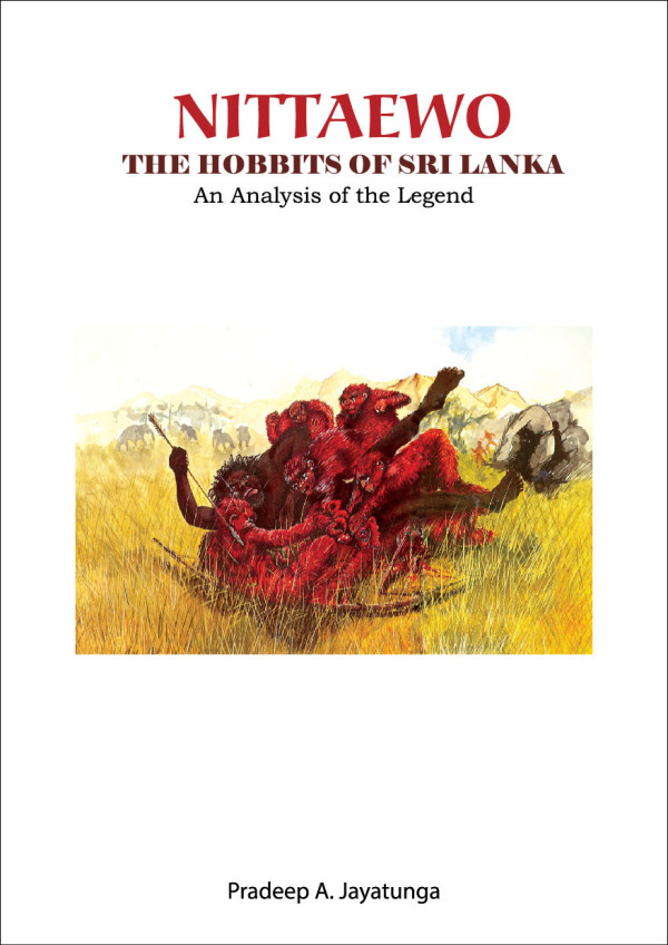 NITTAEWO THE HOBBITS OF SRI LANKA An Analysis of the Legend
