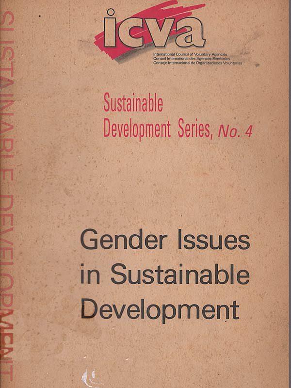 Sustainable Development Series, No. 4