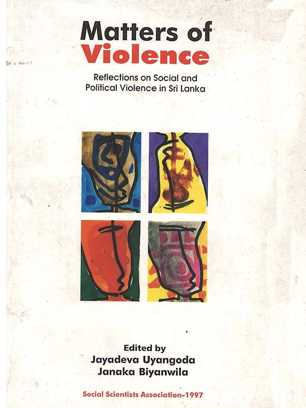 Matters of Violence