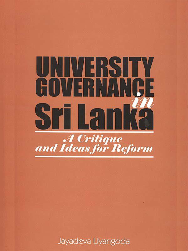 University Governance in Sri Lanka
